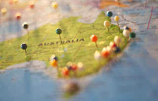 WHERE TO GO IN AUSTRALIA : A FIRST TIME TRAVELLER'S GUIDE
