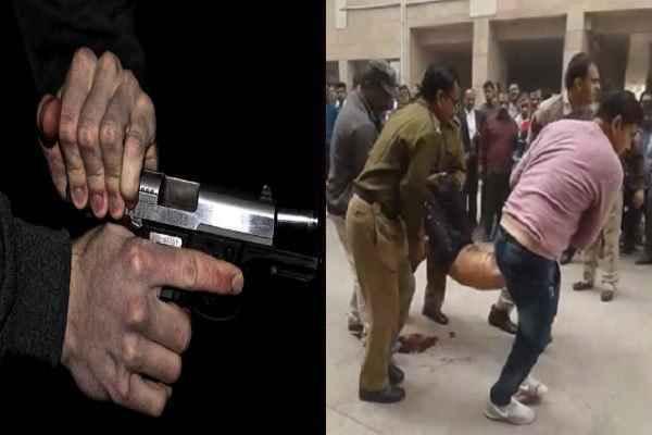 yudhvir-urf-kala-pandir-arrested-in-rohini-court-shooting-case-news