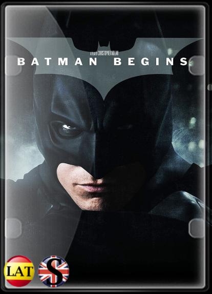 Batman Inicia (2005) HD 720P LATINO/INGLES