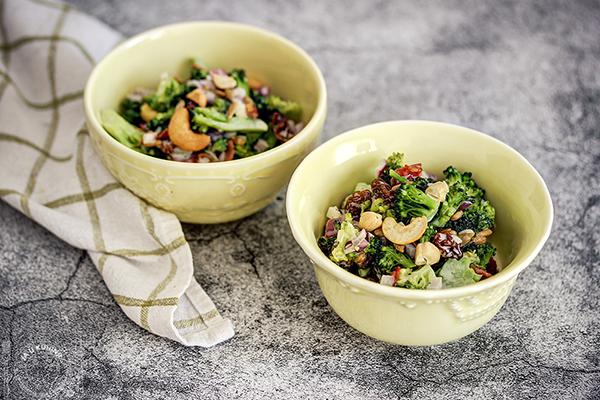 Brokoli salata