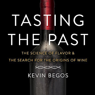 Audiobook review of Tasting the Past by Kevin Begos