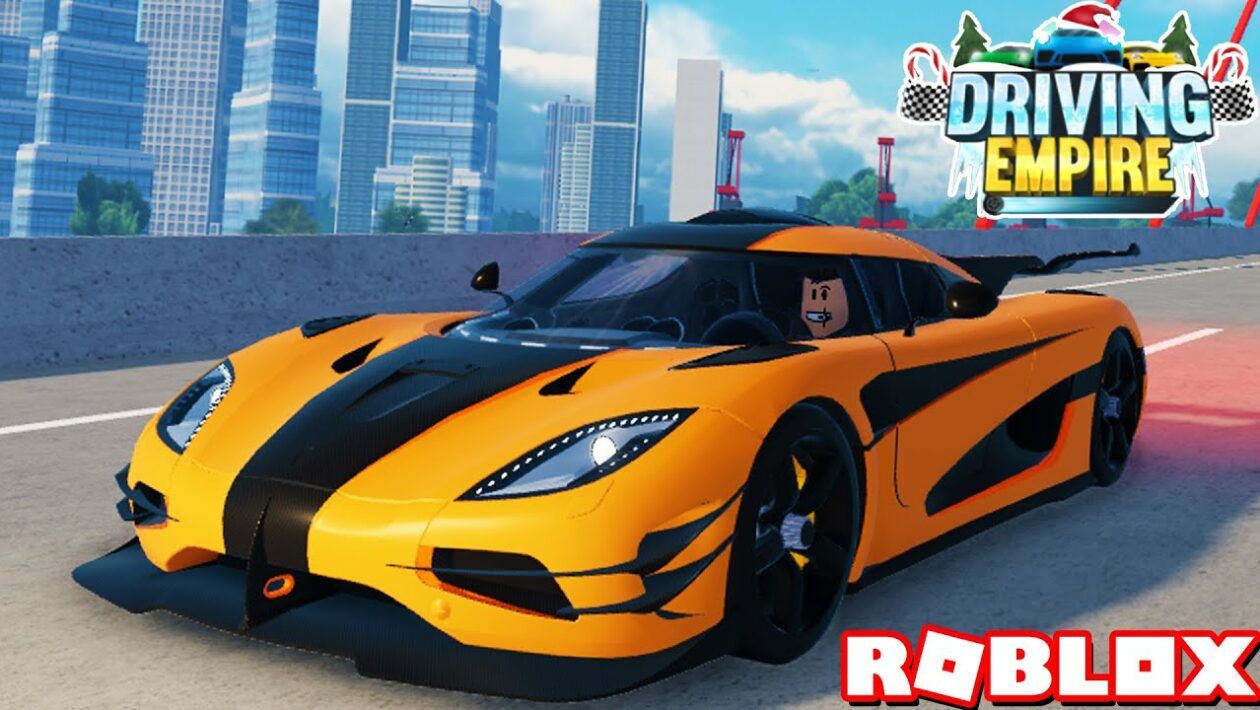 Roblox Driving Empire - Codes for January 2021