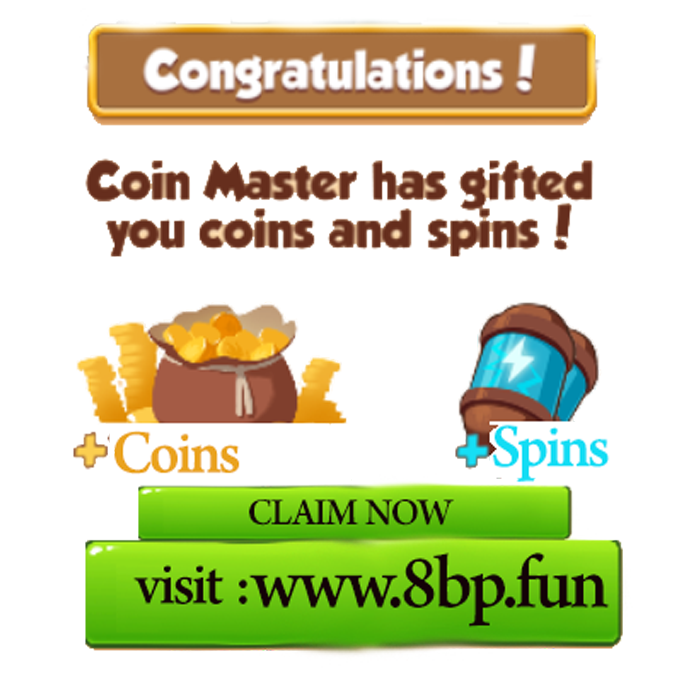 Coin Master Free Spin And Coins 30 spins _07-04-19 _ - free