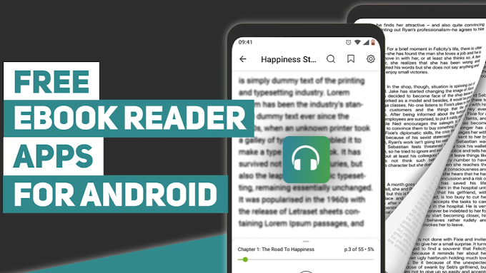 5 Best (Premium) eBook Reader Apps For Android of 2021