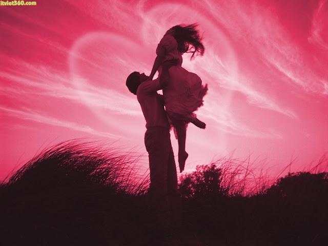 Hình ảnh về tình yêu đẹp lãng mạn nhất