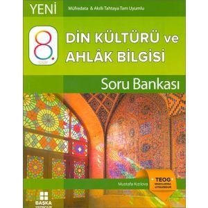 Başka Yayıncılık 8.Sınıf TEOG Din Kültürü ve Ahlak Bilgisi Soru Bankası
