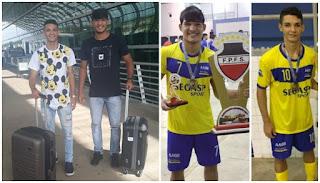 De malas prontas: Atletas do Futsal Masculino da AABB – Patos foram contratados por uma equipe do Rio Grande do Sul