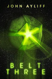 Interview with John Ayliff, author of Belt Three - June 18, 2015