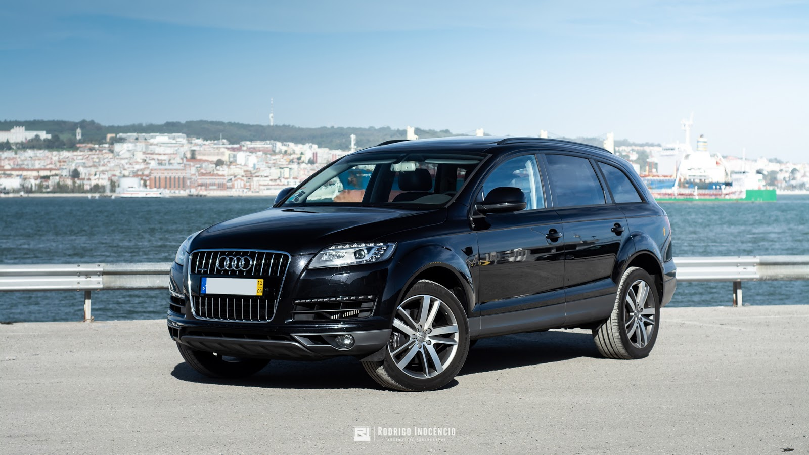 Audi Q7 3.0TDI (4L facelift) - Morgan Cars Portugal