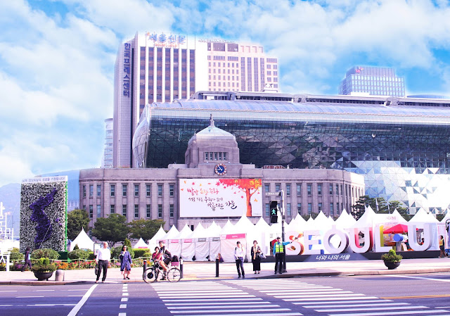 The Top 10 Things to Do Near Seoul City Hall