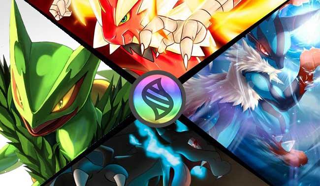 8 Pokemon Mega Evolution Terkuat di Serial Pokemon
