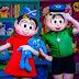 Personagens Mônica e Cebolinha têm encontro marcado  com o público  no Shopping  Praça da Moça