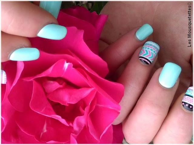 imPress Bells&Whistles le kit faux ongles de KISS Blog beauté Les Mousquetettes©