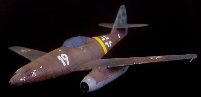 Bolt Action Me 262 War Plane Bird 1/72