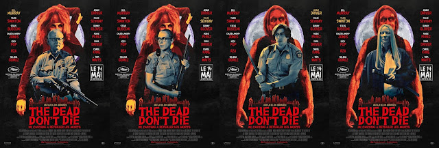 The Dead Don't Die  (Character Posters)