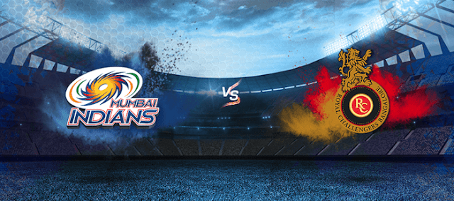RCB vs MI Dream11 Predictions & Betting Tips, IPL 2018 Today Match Predictions