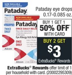 Pataday Eye Drops