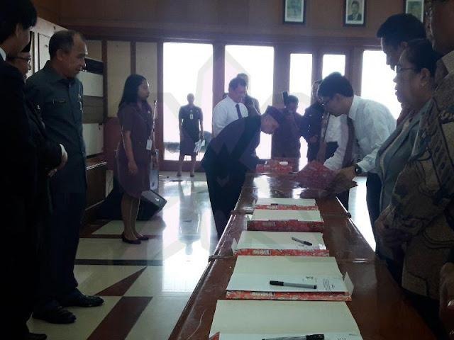 Said Assagaff Ajak BPKP Maluku Dukung Reformasi Birokrasi