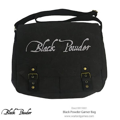Black Powder bag