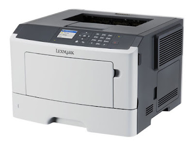 Lexmark MS517dn Driver Download