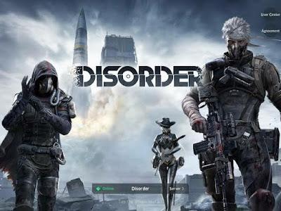 تحميل للعبة Disorder مهكرة للاندرويد اخر اصدار باتل رويال