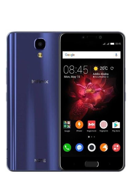 Infinix Note 4 Latest PC Suite With USB Driver Free Download