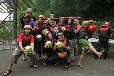 sungai progo,progo rafting, arung jeram, rafting, puri asri,magelang,progo river,kelapa muda