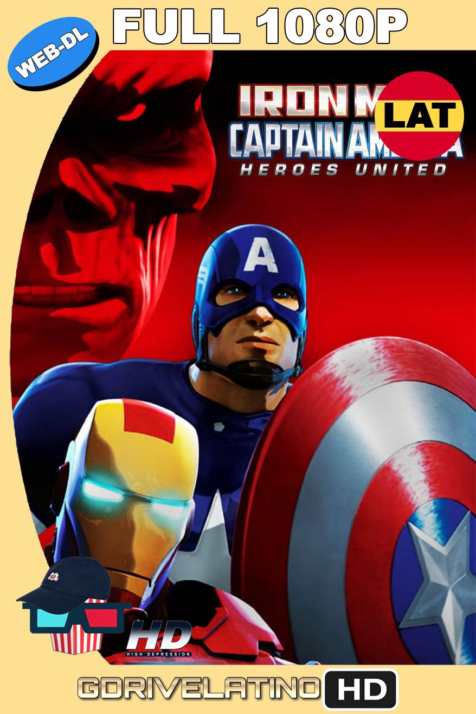 Iron Man & Capitán América: Héroes Unidos (2014) WEB-DL FULL 1080p Latino-Ingles MKV