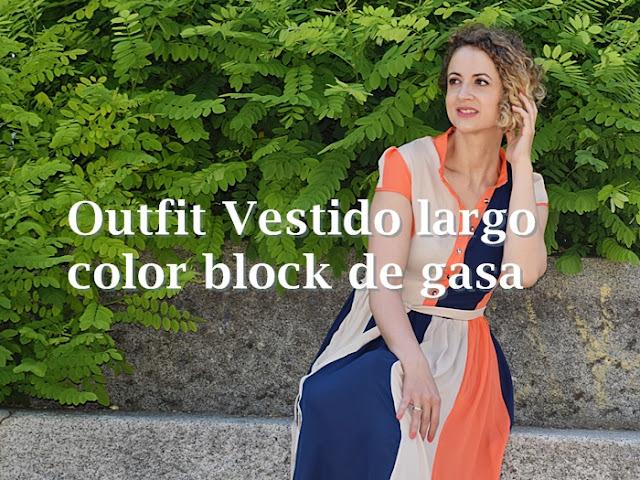 Outfit-Vestido-largo-color-block-gasa-1