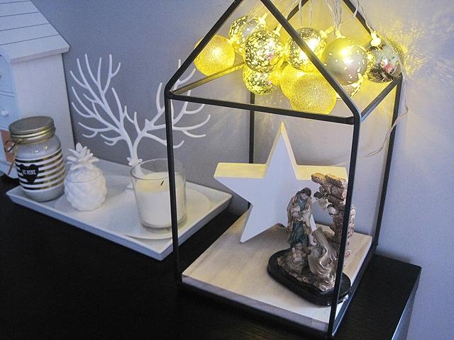 świąteczny Wystrój U Mnie W Mieszkaniu Choinka I życzenia