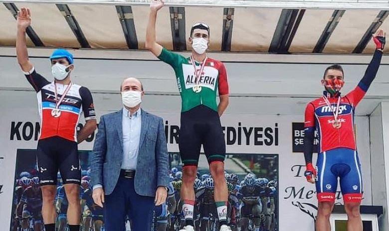 طواف ميفلانا لدراجات (تركيا): حمزة ياسين يفوز بالمرحلة الرابعة