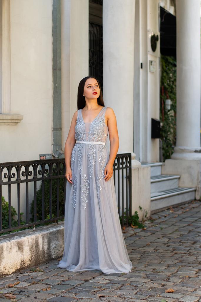 adina nanes elegant long dress