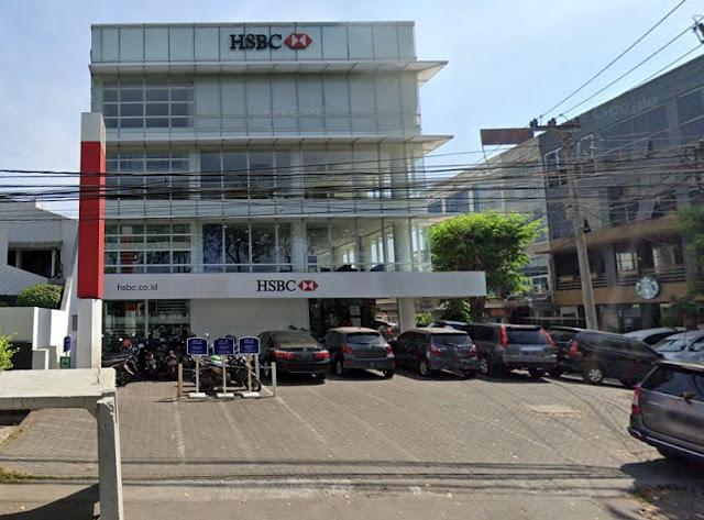 Daftar Lengkap Alamat Kantor Bank HSBC di Kota Surabaya