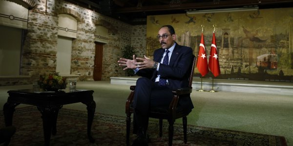 """""""Η Τουρκία θα συνεργαστεί με άλλα κράτη μετά τις κυρώσεις"""""""