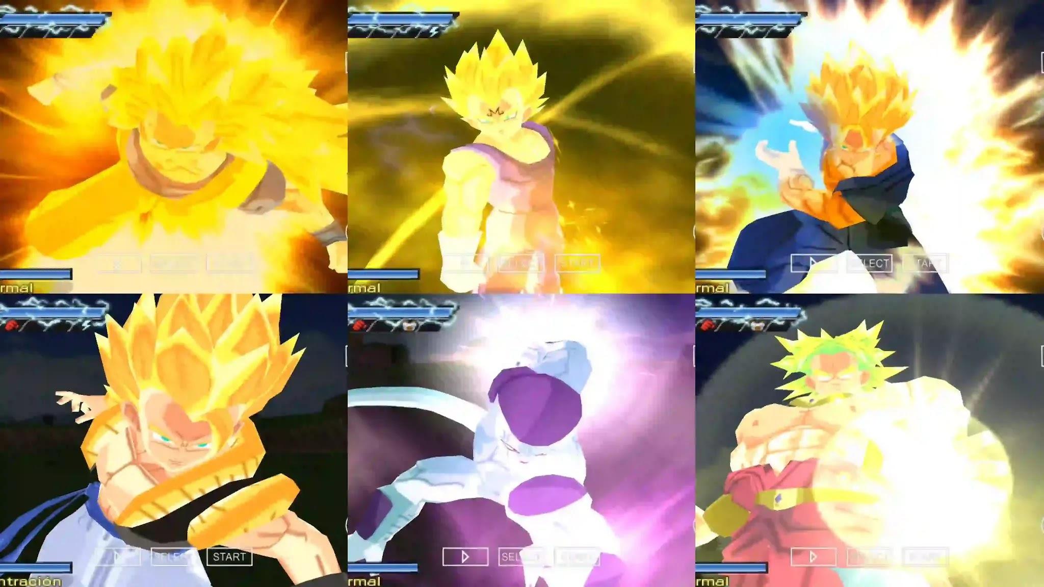 Dragon Ball Z Tenkaichi Tag Team Mod Download