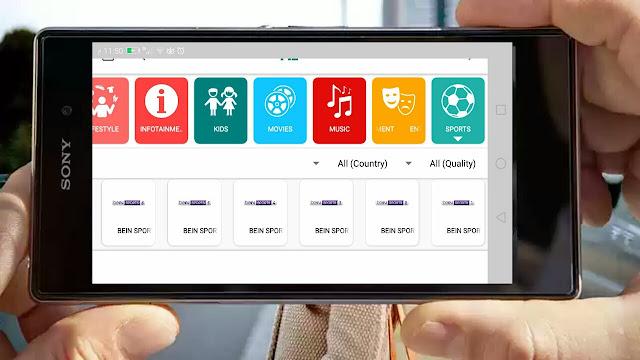 HD Streamz تطبيق رائع جداً لمشاهدة اي قناة مشفرة او غير مشفرة مجاناً وعلى نافذة منبثقة