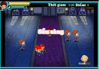 Game ngôi nhà zombie kinh dị