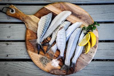 Makanan laut yang bernutrisi