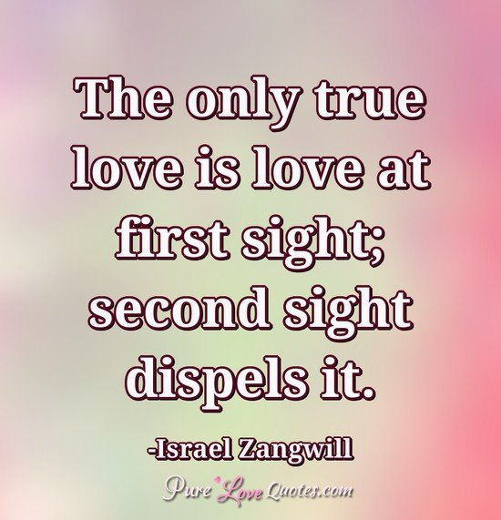 Love at first sight quotes 2020