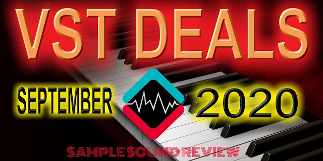 VST plugin deals september 2020