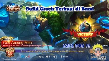 Strongest Grock Build