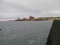 victorian fort and abandoned military installation