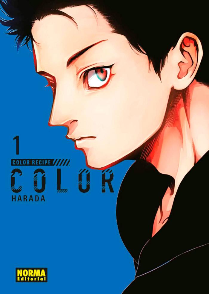 Color Recipe #1 (Harada) - Norma Editorial