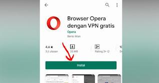 cara, Buka, Situs, Yang, Di Blokir, Di Android, dengan, Opera Mini, situs, diblokir, kominfo, internet positif, diandroid, vpn,