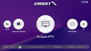 SmartX Pro APK Premium Activation 272 Days By IPTV4BEST.COM