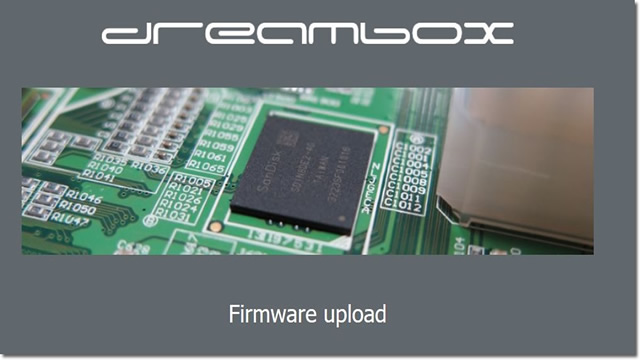 [GUIDE]: How to flash a Custom Firmware on The Dreambox One