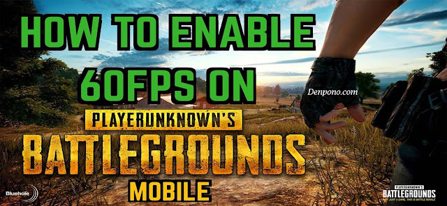 Download Config Grafik Smooth 60 Fps dengan File Active.sav PUBG Mobile