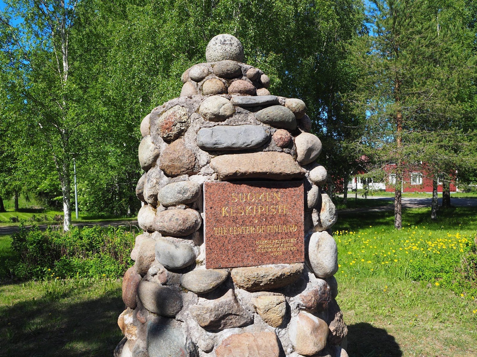 Suomen Maantieteellinen Keskipiste