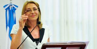 """La procuradora general de la Nación seguirá en su cargo hasta el 31 de diciembre, cuando lo dejará definitivamente por """"desgaste""""."""