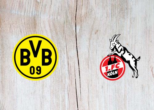 Borussia Dortmund vs Köln -Highlights 28 November 2020